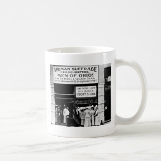 Men of Ohio! : 1912 Coffee Mug