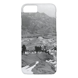Men of the 19th Inf. Regt. Work_War Image iPhone 8/7 Case