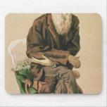 Men of the Day, no. 33, Charles Darwin Mousepad