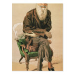 Men of the Day, no. 33, Charles Darwin Postcards