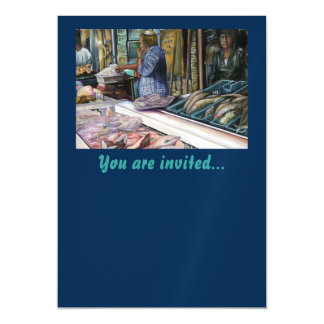 Men of the Desert, Gifts of the Sea, Jerusalem Magnetic Card
