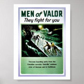 Men Of Valor Poster
