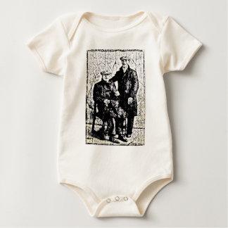 Men of Yore Baby Bodysuit
