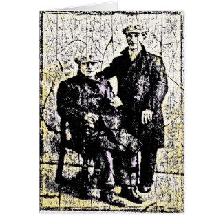 Men of Yore Card