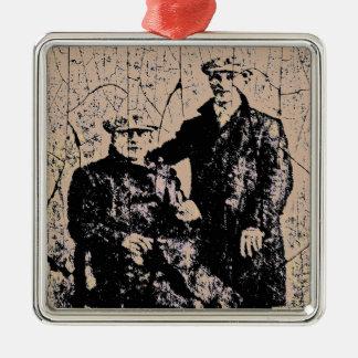 Men of Yore Metal Ornament