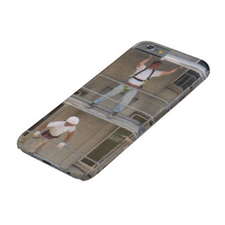 Men On Scaffolding Barely There iPhone 6 Case