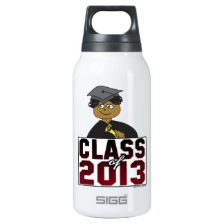 Men or Boys Class of 2013 Thermos Bottle
