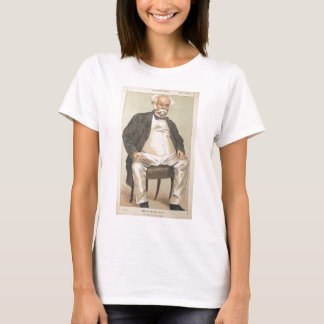 Men or Women of the Day No.310 Caricature T-Shirt