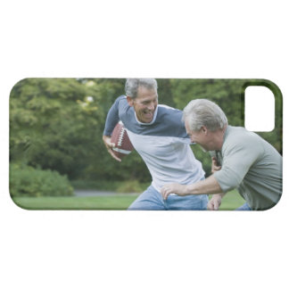 Men playing football iPhone SE/5/5s case