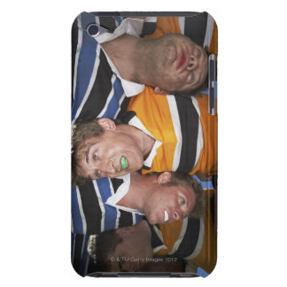 Men Playing Rugby iPod Touch Case-Mate Case