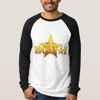 MEN - RockStar 01 T-Shirt
