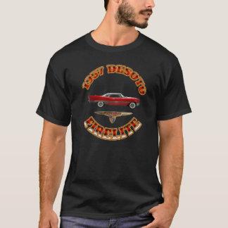 "Men""s Black 1957 Desoto Firelite. T-Shirt"