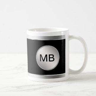 Men s Monogram Coffee Mugs