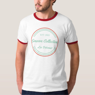 Men's Smoove Collection Ringer T-Shirt