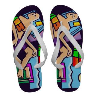 men sandal S