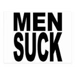 Men Suck Postcards