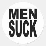 Men Suck Sticker