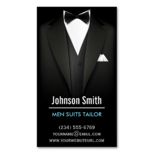 Tailor Business Cards Templates