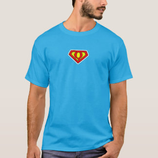 Men ( Super Q ) - Light blue t-shirt