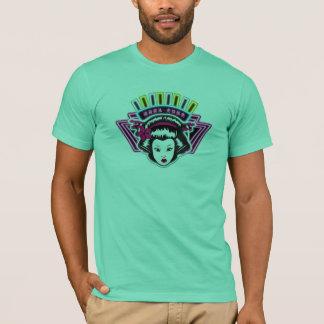Men T-shirt Light Green