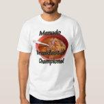 Men' t Shirt - Menudo Breakfast of Champions!