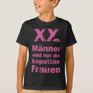 Men, the broken women T-Shirt