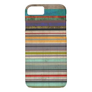 Men Vintage Colors iPhone 7 Case