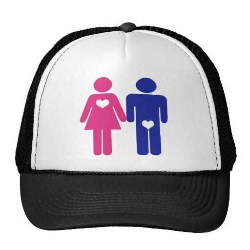 Men VS Women Trucker Hat