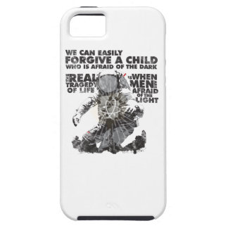 Men Who are Afraid of the Light iPhone 5 Cover