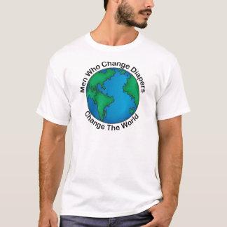 Men Who Change Diapers T-Shirt
