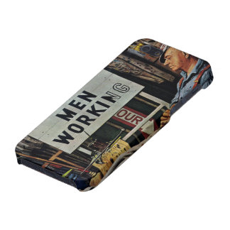 Men Working Cover For iPhone 5
