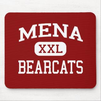 Mena - Bearcats - Mena High School - Mena Arkansas Mouse Pad
