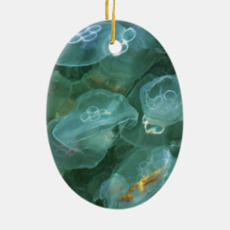 Menace Subject Ceramic Ornament
