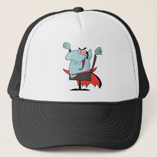 Menacing Vampire Trucker Hat