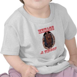 menage trois camiseta