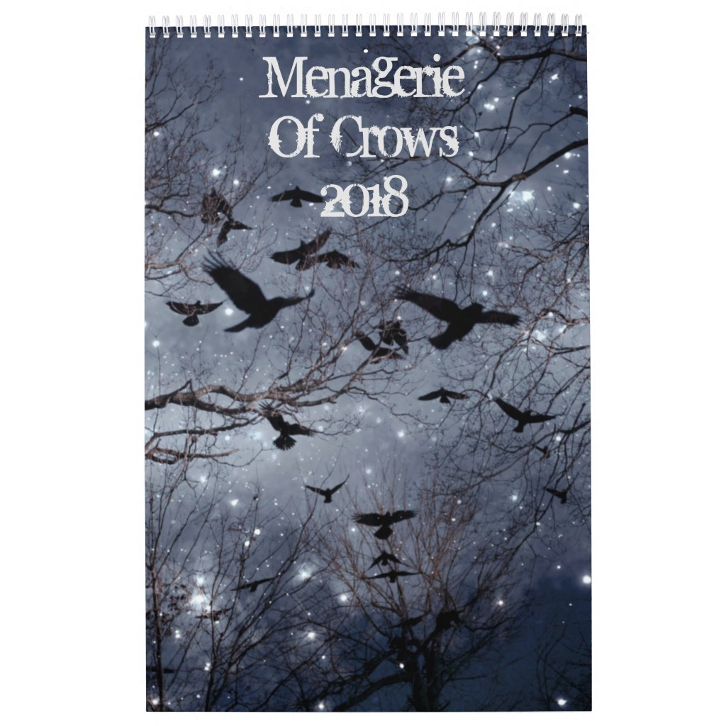 Menagerie Of crows 2018