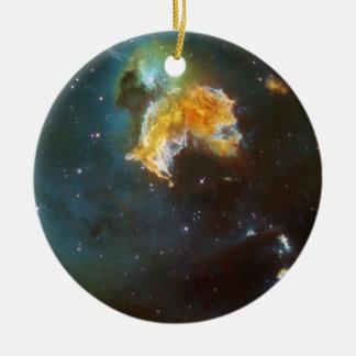 Menagerie of Stars Ceramic Ornament