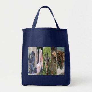 Menagerie Tote Bag