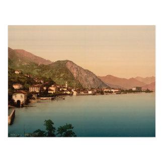 Menaggio I, lago Como, Lombardía, Italia Postal