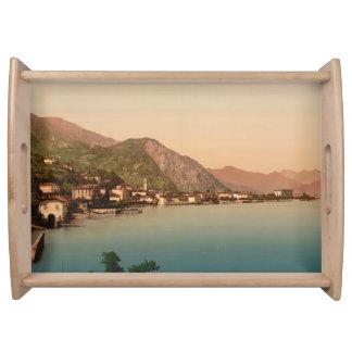 Menaggio I, Lake Como, Lombardy, Italy Serving Tray