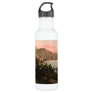 Menaggio II, Lake Como, Lombardy, Italy Stainless Steel Water Bottle