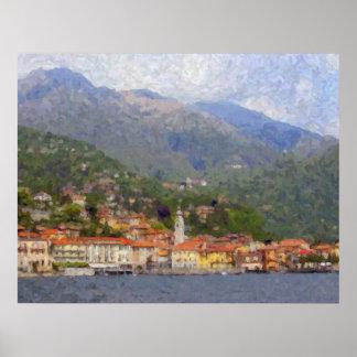 Menaggio, Lake Como Poster