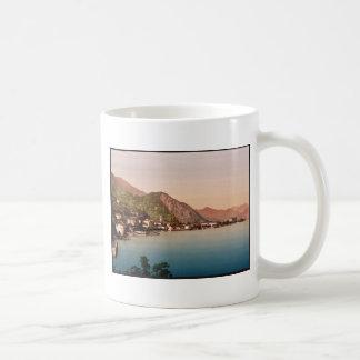 Menaggio, visión general, Como, lago de, vinta de  Tazas De Café