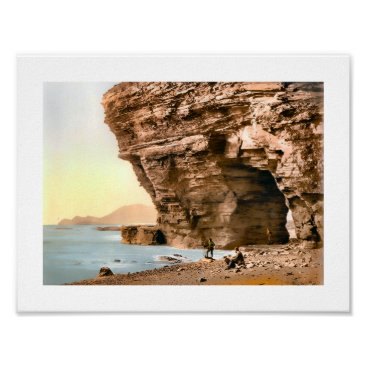 Menawn Cliffs, County Mayo, Ireland Poster