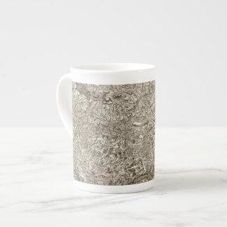 Mende Taza De Porcelana