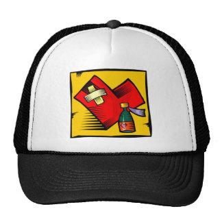 Mended Heart Valentine Trucker Hat