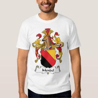Mendel Family Crest Shirts