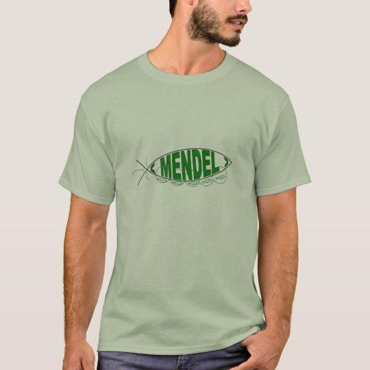 Mendel Green Peapod Fish Tee