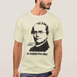 Mendel; Pea Addict T-Shirt