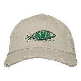 Mendel Peapod Fish Hat